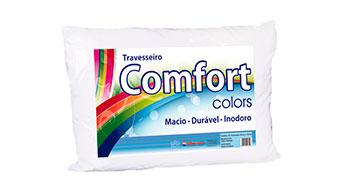 Travesseiro Comfort Colors