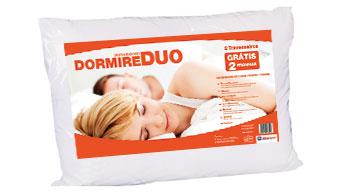 Travesseiro Dormire Duo